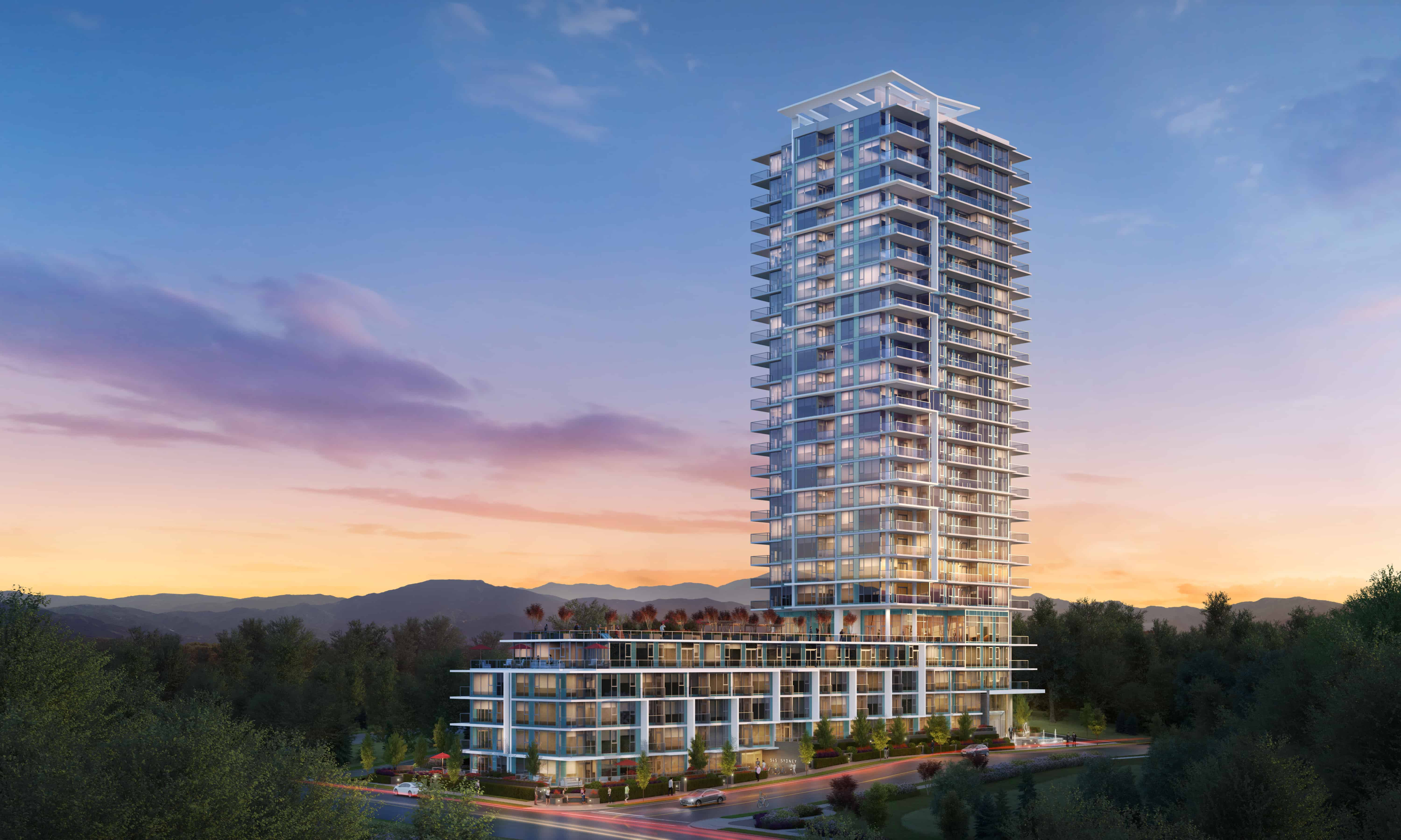 Luxury Condos West Coquitlam, BC | Sydney By LedMac